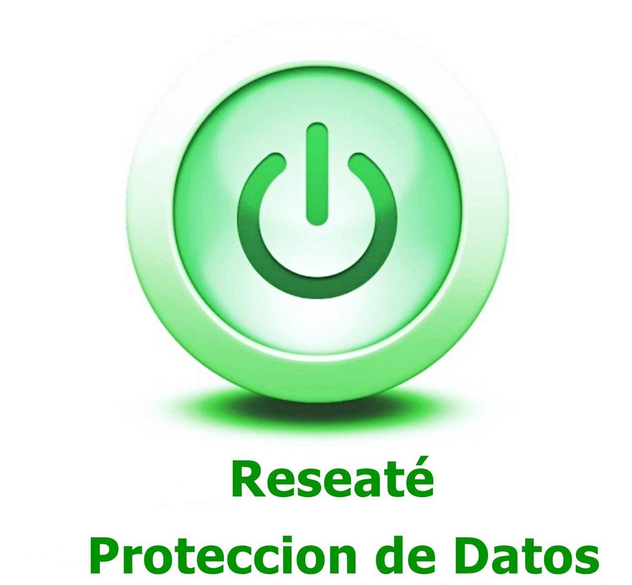 Reseaté. Protección de Datos